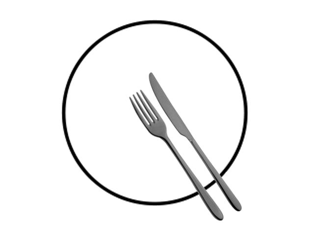 Come posizionare le posate a tavola il fior di cappero - Galateo a tavola posate ...